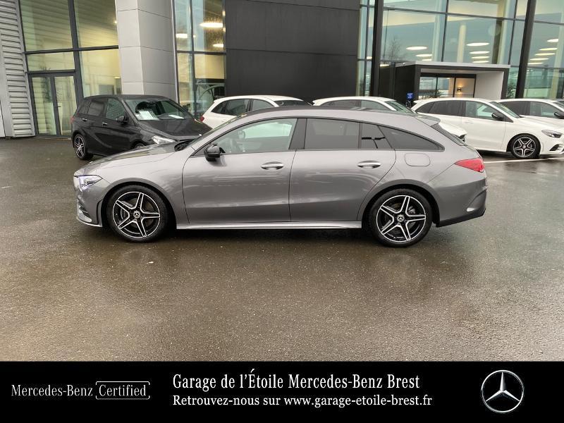 Photo 2 de l'offre de MERCEDES-BENZ CLA Shooting Brake 200 d 150ch AMG Line 8G-DCT à 41390€ chez Garage de l'Étoile - Mercedes-Benz Brest