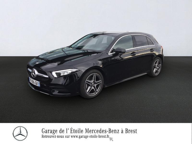 Photo 1 de l'offre de MERCEDES-BENZ Classe A 180 d 116ch AMG Line 7G-DCT à 34990€ chez Garage de l'Étoile - Mercedes-Benz Brest