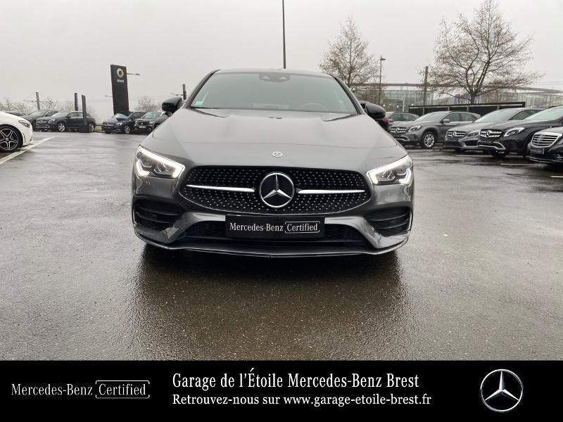 Photo 5 de l'offre de MERCEDES-BENZ CLA Shooting Brake 200 d 150ch AMG Line 8G-DCT à 41390€ chez Garage de l'Étoile - Mercedes-Benz Brest