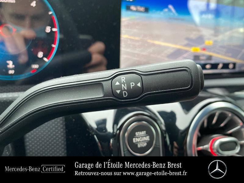 Photo 10 de l'offre de MERCEDES-BENZ CLA Shooting Brake 200 d 150ch AMG Line 8G-DCT à 41390€ chez Garage de l'Étoile - Mercedes-Benz Brest