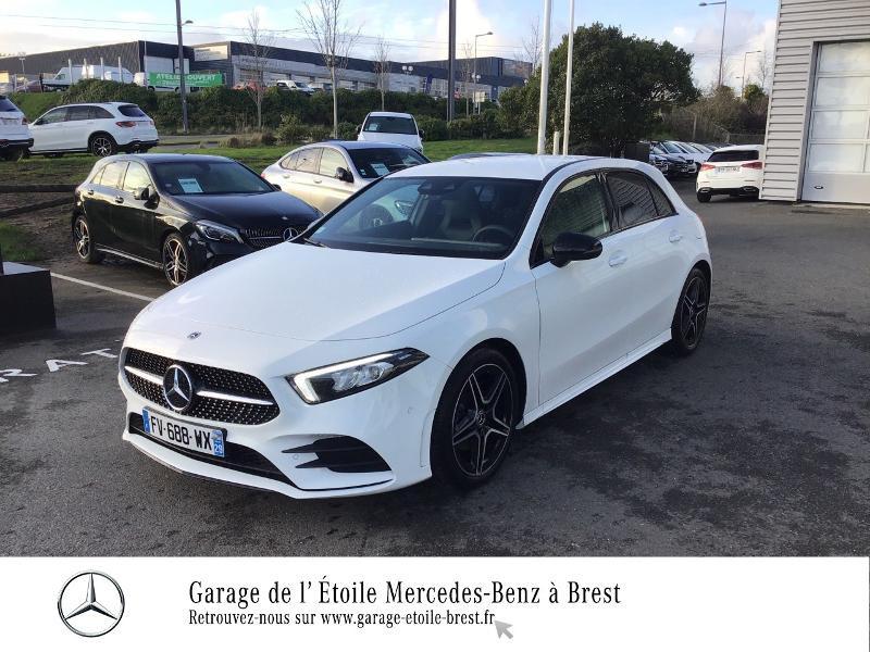 Photo 24 de l'offre de MERCEDES-BENZ Classe A 200 d 150ch AMG Line 8G-DCT à 37590€ chez Garage de l'Étoile - Mercedes-Benz Brest