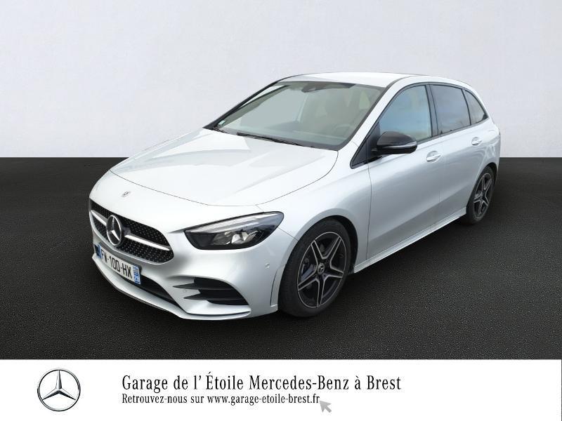 Photo 1 de l'offre de MERCEDES-BENZ Classe B 200d 150ch AMG Line Edition 8G-DCT 8cv à 36990€ chez Garage de l'Étoile - Mercedes-Benz Brest