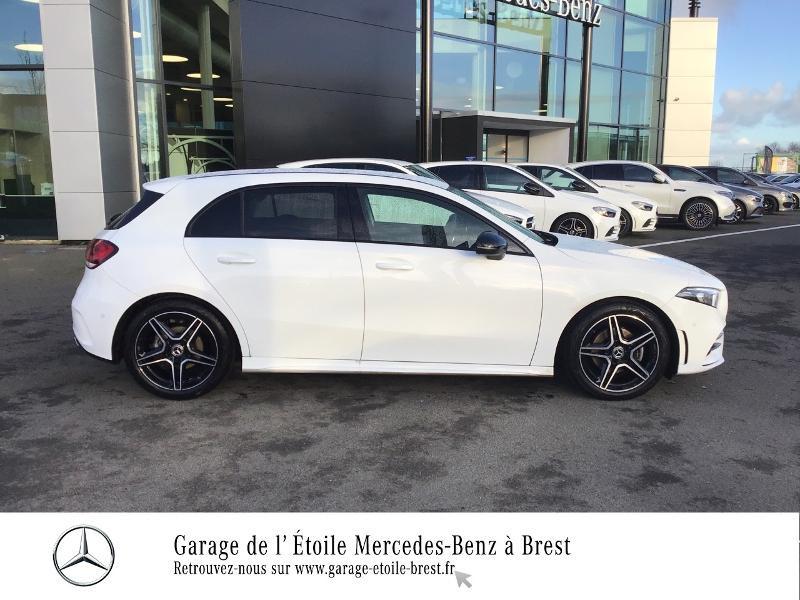 Photo 4 de l'offre de MERCEDES-BENZ Classe A 200 d 150ch AMG Line 8G-DCT à 37590€ chez Garage de l'Étoile - Mercedes-Benz Brest