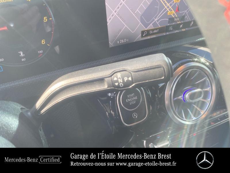 Photo 10 de l'offre de MERCEDES-BENZ CLA Shooting Brake 180 d 116ch AMG Line 7G-DCT à 39300€ chez Garage de l'Étoile - Mercedes-Benz Brest