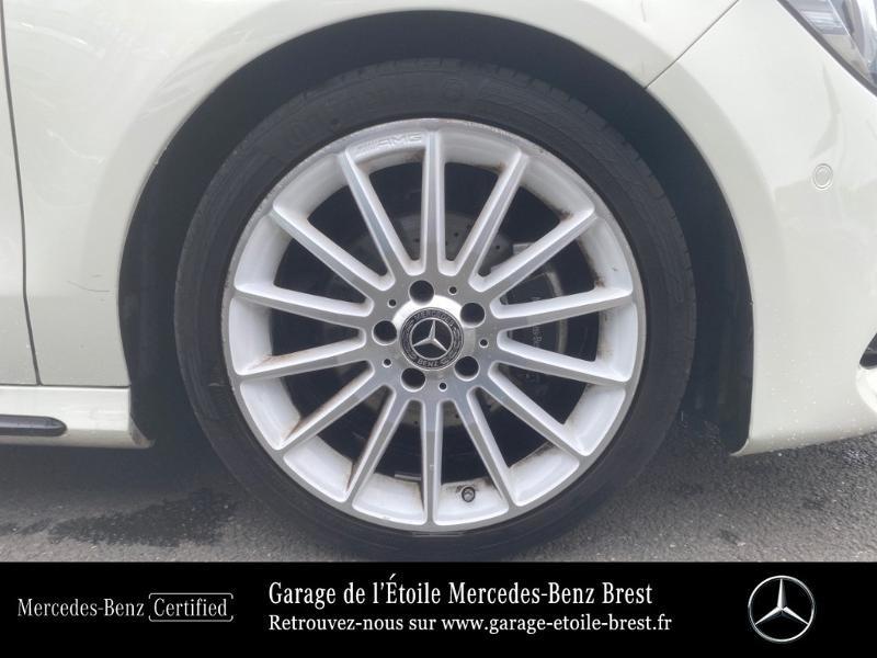 Photo 16 de l'offre de MERCEDES-BENZ CLA Shooting Brake 180 d WhiteArt Edition 7G-DCT à 28490€ chez Garage de l'Étoile - Mercedes-Benz Brest