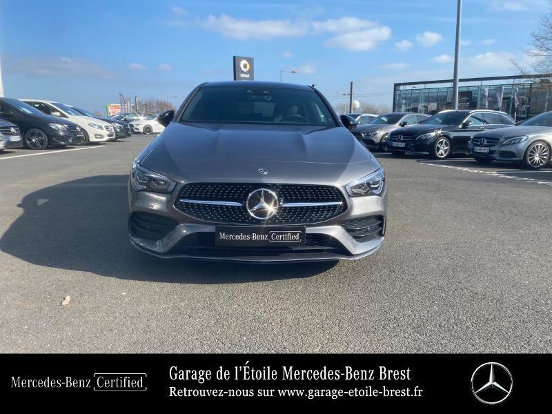 Photo 5 de l'offre de MERCEDES-BENZ CLA Shooting Brake 180 d 116ch AMG Line 7G-DCT à 39300€ chez Garage de l'Étoile - Mercedes-Benz Brest