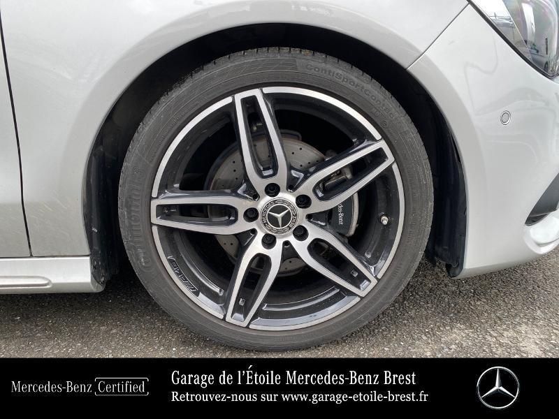 Photo 13 de l'offre de MERCEDES-BENZ CLA Shooting Brake 180 Fascination 7G-DCT Euro6d-T à 31490€ chez Garage de l'Étoile - Mercedes-Benz Brest