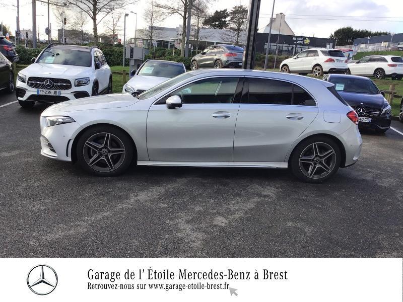 Photo 2 de l'offre de MERCEDES-BENZ Classe A 180 d 116ch AMG Line 7G-DCT à 35490€ chez Garage de l'Étoile - Mercedes-Benz Brest