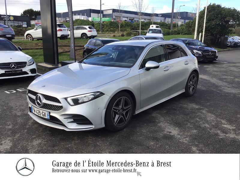 Photo 25 de l'offre de MERCEDES-BENZ Classe A 180 d 116ch AMG Line 7G-DCT à 35490€ chez Garage de l'Étoile - Mercedes-Benz Brest