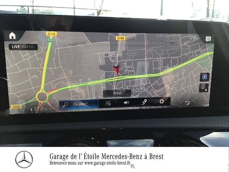Photo 8 de l'offre de MERCEDES-BENZ Classe A 200 d 150ch AMG Line 8G-DCT à 37590€ chez Garage de l'Étoile - Mercedes-Benz Brest