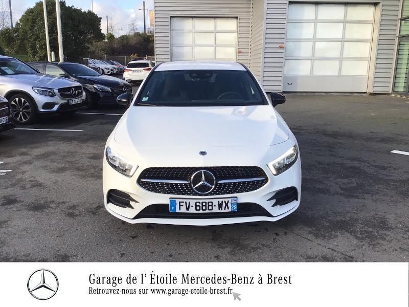 Photo 5 de l'offre de MERCEDES-BENZ Classe A 200 d 150ch AMG Line 8G-DCT à 37590€ chez Garage de l'Étoile - Mercedes-Benz Brest