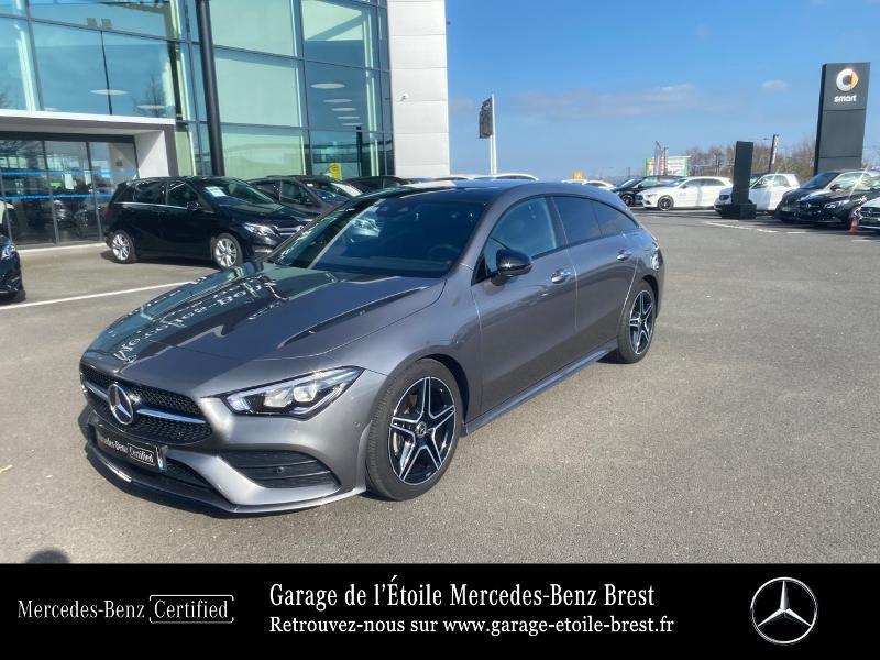 Photo 30 de l'offre de MERCEDES-BENZ CLA Shooting Brake 180 d 116ch AMG Line 7G-DCT à 39300€ chez Garage de l'Étoile - Mercedes-Benz Brest