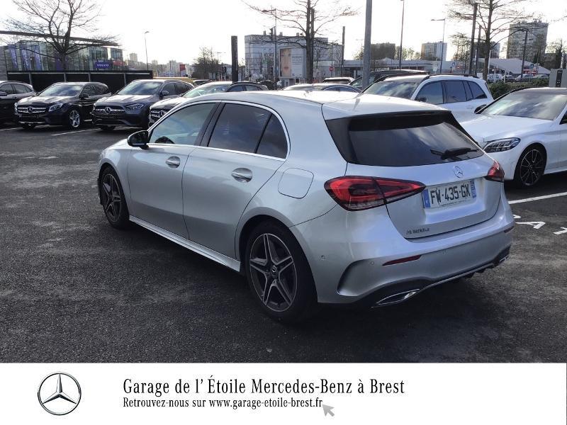 Photo 3 de l'offre de MERCEDES-BENZ Classe A 180 d 116ch AMG Line 7G-DCT à 35490€ chez Garage de l'Étoile - Mercedes-Benz Brest