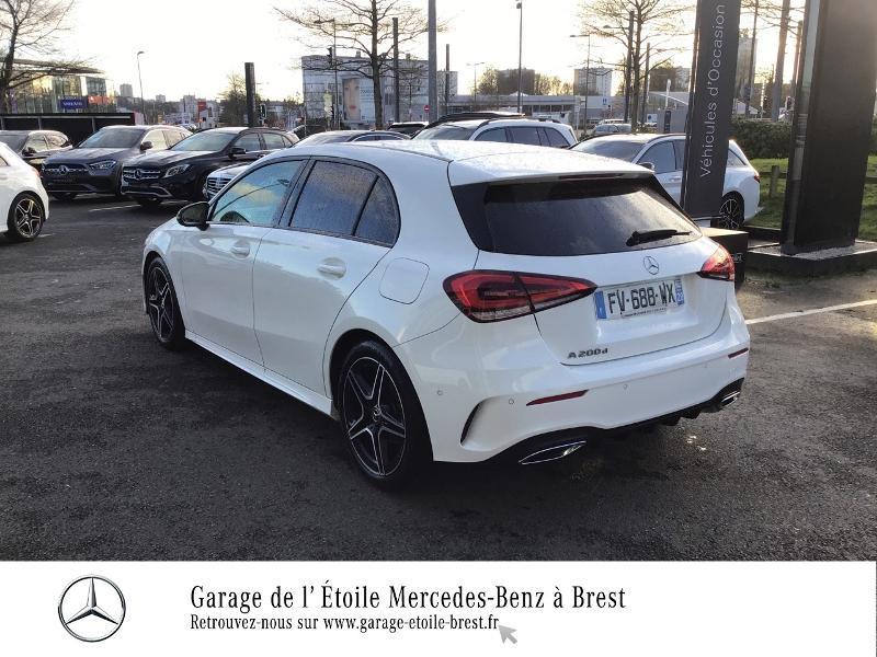 Photo 3 de l'offre de MERCEDES-BENZ Classe A 200 d 150ch AMG Line 8G-DCT à 37590€ chez Garage de l'Étoile - Mercedes-Benz Brest