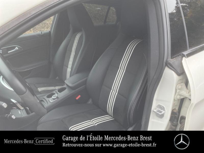 Photo 26 de l'offre de MERCEDES-BENZ CLA Shooting Brake 180 d WhiteArt Edition 7G-DCT à 28490€ chez Garage de l'Étoile - Mercedes-Benz Brest