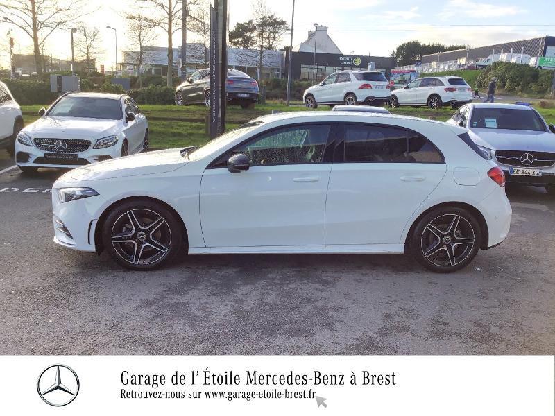 Photo 2 de l'offre de MERCEDES-BENZ Classe A 200 d 150ch AMG Line 8G-DCT à 37590€ chez Garage de l'Étoile - Mercedes-Benz Brest