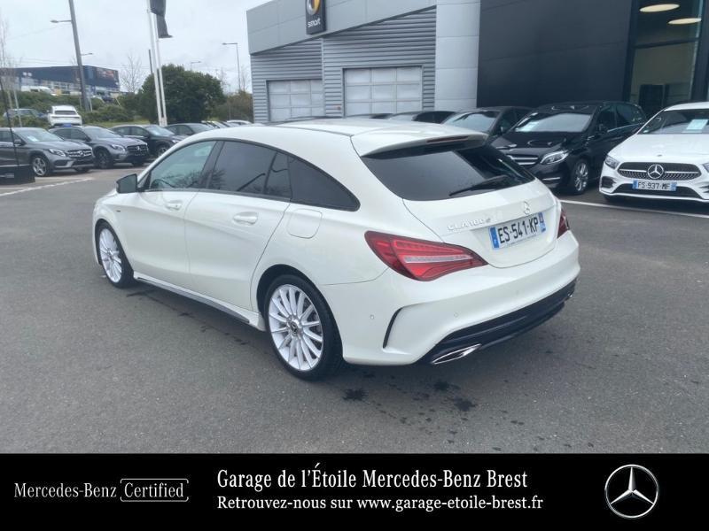 Photo 3 de l'offre de MERCEDES-BENZ CLA Shooting Brake 180 d WhiteArt Edition 7G-DCT à 28490€ chez Garage de l'Étoile - Mercedes-Benz Brest