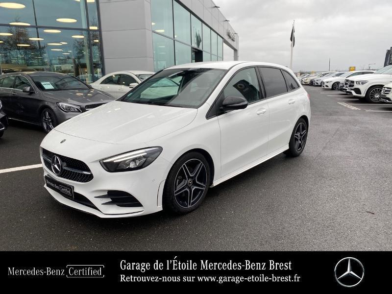 Photo 31 de l'offre de MERCEDES-BENZ Classe B 200d 150ch AMG Line Edition 8G-DCT 7cv à 33890€ chez Garage de l'Étoile - Mercedes-Benz Brest