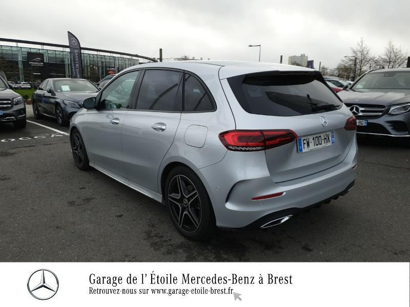 Photo 3 de l'offre de MERCEDES-BENZ Classe B 200d 150ch AMG Line Edition 8G-DCT 8cv à 36990€ chez Garage de l'Étoile - Mercedes-Benz Brest