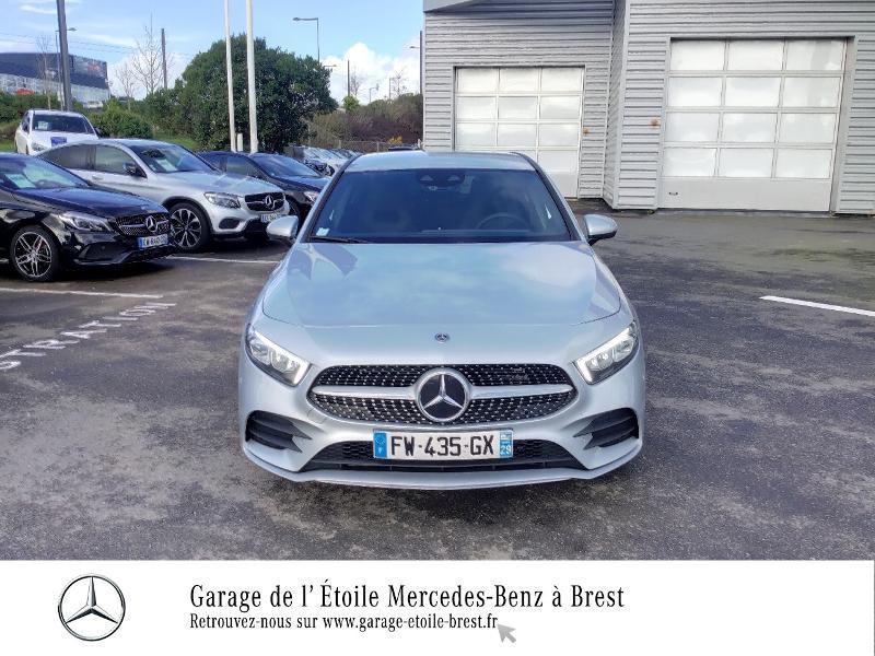Photo 5 de l'offre de MERCEDES-BENZ Classe A 180 d 116ch AMG Line 7G-DCT à 35490€ chez Garage de l'Étoile - Mercedes-Benz Brest