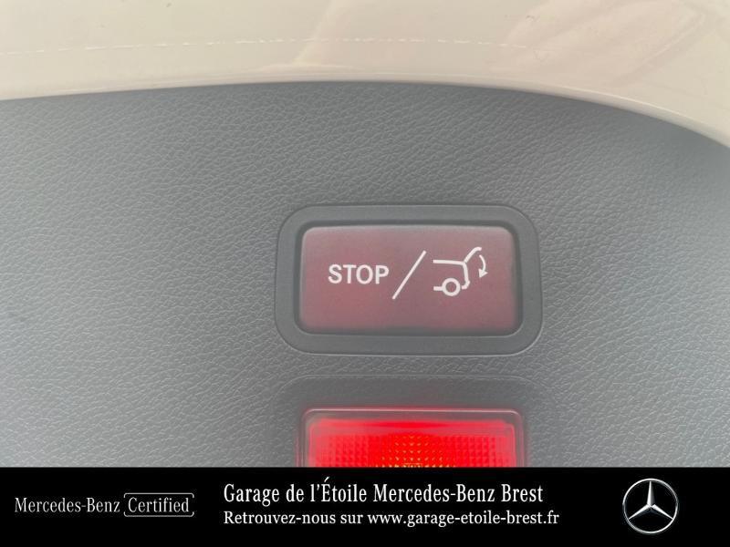 Photo 17 de l'offre de MERCEDES-BENZ CLA Shooting Brake 180 d WhiteArt Edition 7G-DCT à 28490€ chez Garage de l'Étoile - Mercedes-Benz Brest