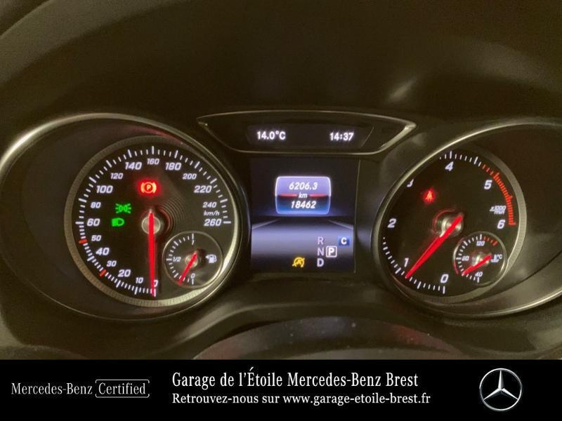 Photo 9 de l'offre de MERCEDES-BENZ CLA Shooting Brake 180 d WhiteArt Edition 7G-DCT à 28490€ chez Garage de l'Étoile - Mercedes-Benz Brest