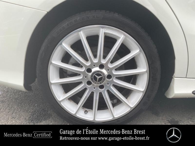 Photo 15 de l'offre de MERCEDES-BENZ CLA Shooting Brake 180 d WhiteArt Edition 7G-DCT à 28490€ chez Garage de l'Étoile - Mercedes-Benz Brest
