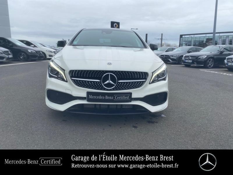 Photo 5 de l'offre de MERCEDES-BENZ CLA Shooting Brake 180 d WhiteArt Edition 7G-DCT à 28490€ chez Garage de l'Étoile - Mercedes-Benz Brest