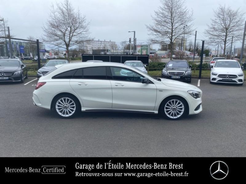 Photo 4 de l'offre de MERCEDES-BENZ CLA Shooting Brake 180 d WhiteArt Edition 7G-DCT à 28490€ chez Garage de l'Étoile - Mercedes-Benz Brest