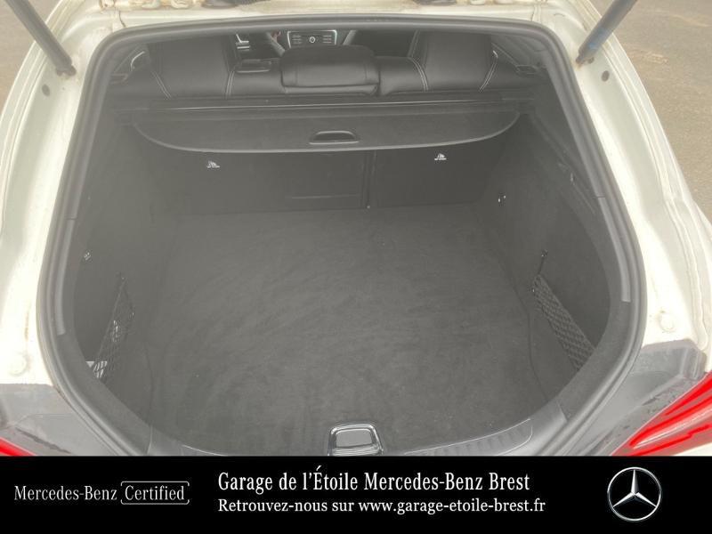 Photo 12 de l'offre de MERCEDES-BENZ CLA Shooting Brake 180 d WhiteArt Edition 7G-DCT à 28490€ chez Garage de l'Étoile - Mercedes-Benz Brest