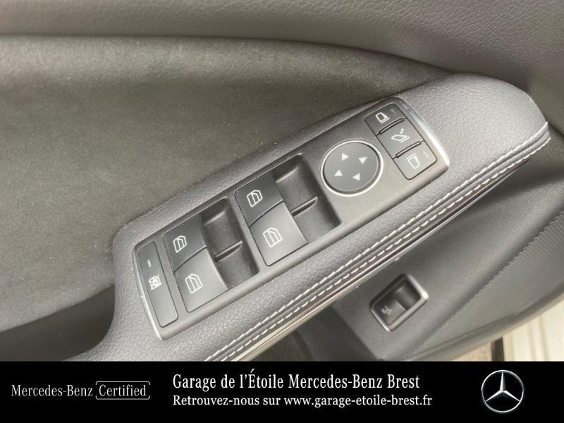 Photo 21 de l'offre de MERCEDES-BENZ CLA Shooting Brake 180 d WhiteArt Edition 7G-DCT à 28490€ chez Garage de l'Étoile - Mercedes-Benz Brest