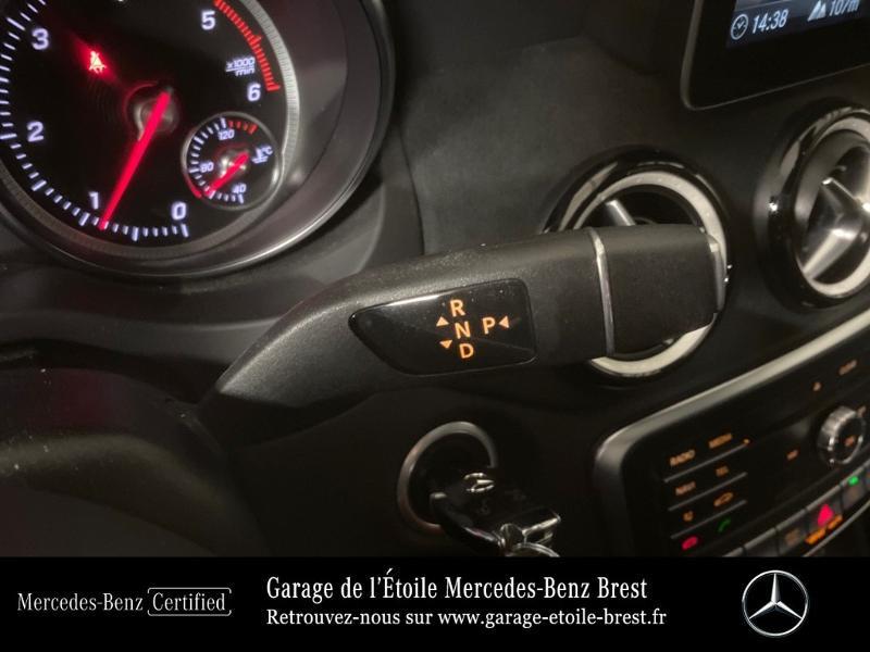 Photo 10 de l'offre de MERCEDES-BENZ CLA Shooting Brake 180 d WhiteArt Edition 7G-DCT à 28490€ chez Garage de l'Étoile - Mercedes-Benz Brest