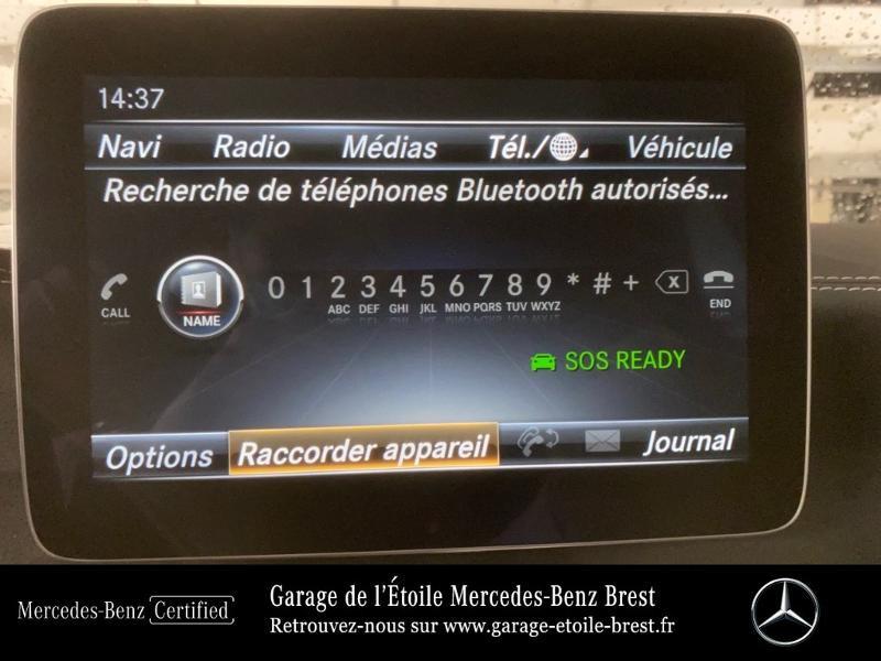 Photo 29 de l'offre de MERCEDES-BENZ CLA Shooting Brake 180 d WhiteArt Edition 7G-DCT à 28490€ chez Garage de l'Étoile - Mercedes-Benz Brest