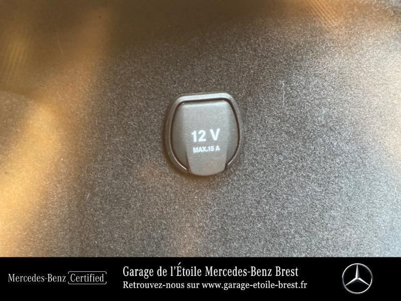 Photo 18 de l'offre de MERCEDES-BENZ CLA Shooting Brake 180 d WhiteArt Edition 7G-DCT à 28490€ chez Garage de l'Étoile - Mercedes-Benz Brest