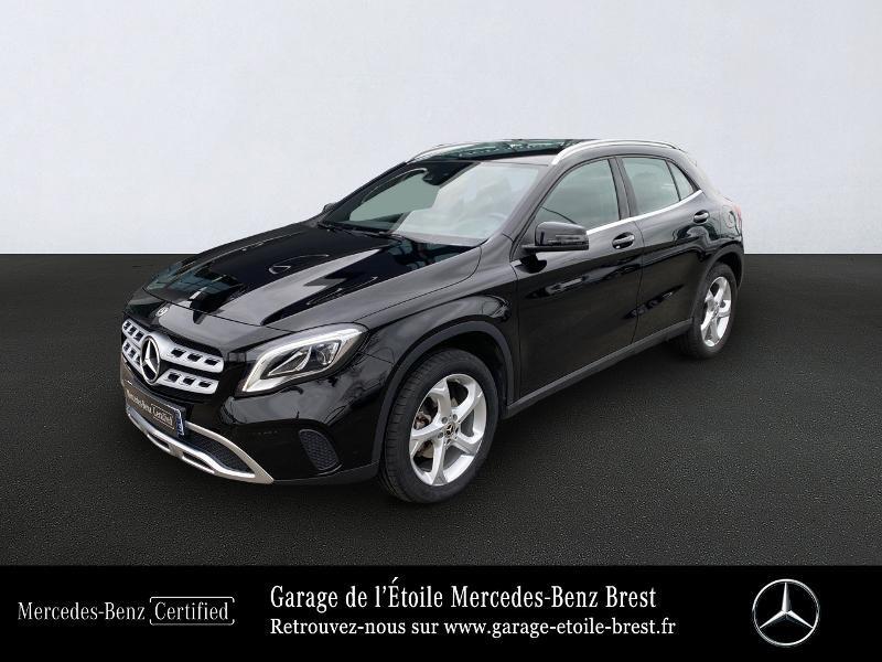 Photo 1 de l'offre de MERCEDES-BENZ Classe GLA 200 Sensation à 24790€ chez Garage de l'Étoile - Mercedes-Benz Brest