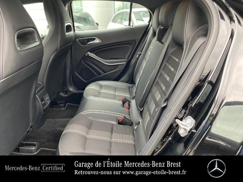 Photo 11 de l'offre de MERCEDES-BENZ Classe GLA 200 Sensation à 24790€ chez Garage de l'Étoile - Mercedes-Benz Brest
