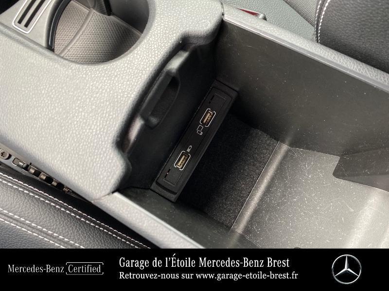 Photo 26 de l'offre de MERCEDES-BENZ Classe GLA 200 Sensation à 24790€ chez Garage de l'Étoile - Mercedes-Benz Brest