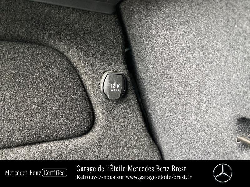 Photo 17 de l'offre de MERCEDES-BENZ Classe GLA 200 Sensation à 24790€ chez Garage de l'Étoile - Mercedes-Benz Brest