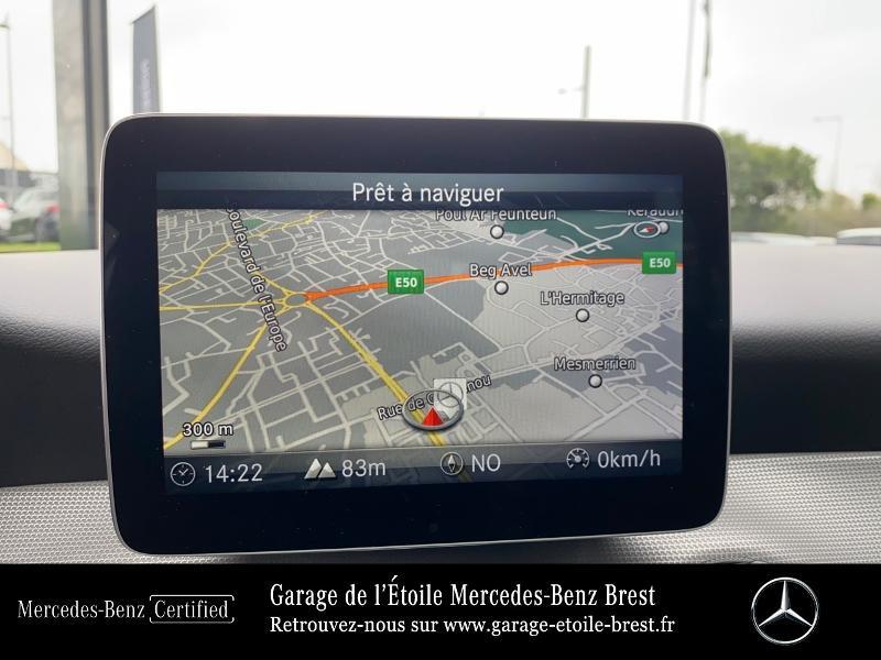 Photo 8 de l'offre de MERCEDES-BENZ Classe GLA 200 Sensation à 24790€ chez Garage de l'Étoile - Mercedes-Benz Brest