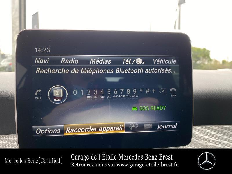 Photo 25 de l'offre de MERCEDES-BENZ Classe GLA 200 Sensation à 24790€ chez Garage de l'Étoile - Mercedes-Benz Brest