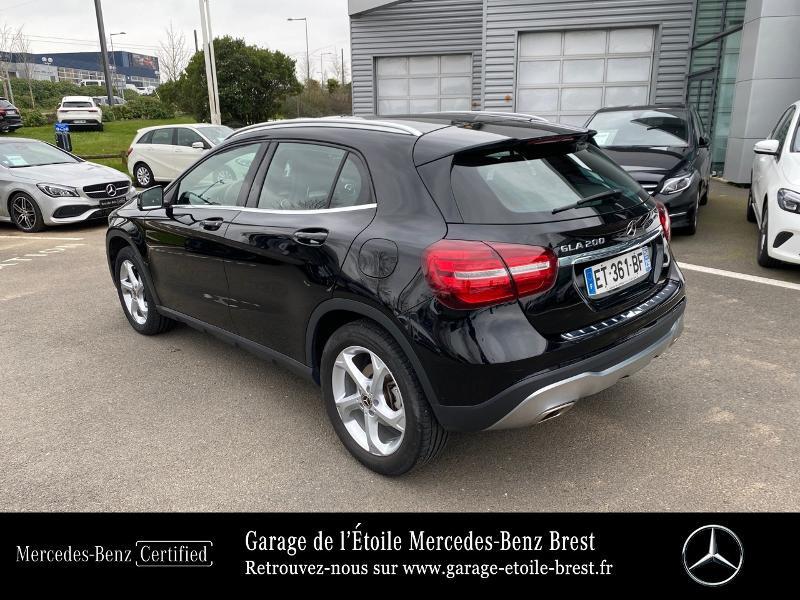 Photo 3 de l'offre de MERCEDES-BENZ Classe GLA 200 Sensation à 24790€ chez Garage de l'Étoile - Mercedes-Benz Brest