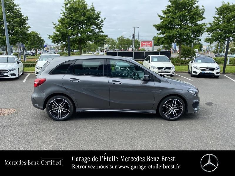 Photo 4 de l'offre de MERCEDES-BENZ Classe B 160 d 90ch Fascination 7G-DCT à 22490€ chez Garage de l'Étoile - Mercedes-Benz Brest