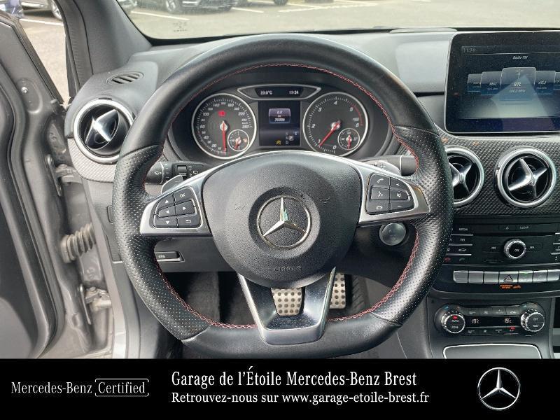 Photo 7 de l'offre de MERCEDES-BENZ Classe B 160 d 90ch Fascination 7G-DCT à 22490€ chez Garage de l'Étoile - Mercedes-Benz Brest