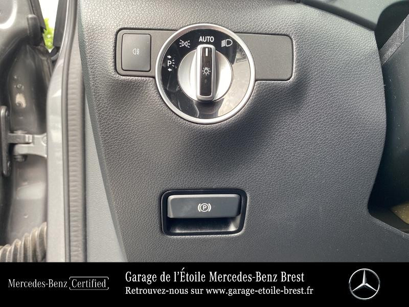 Photo 21 de l'offre de MERCEDES-BENZ Classe B 160 d 90ch Fascination 7G-DCT à 22490€ chez Garage de l'Étoile - Mercedes-Benz Brest