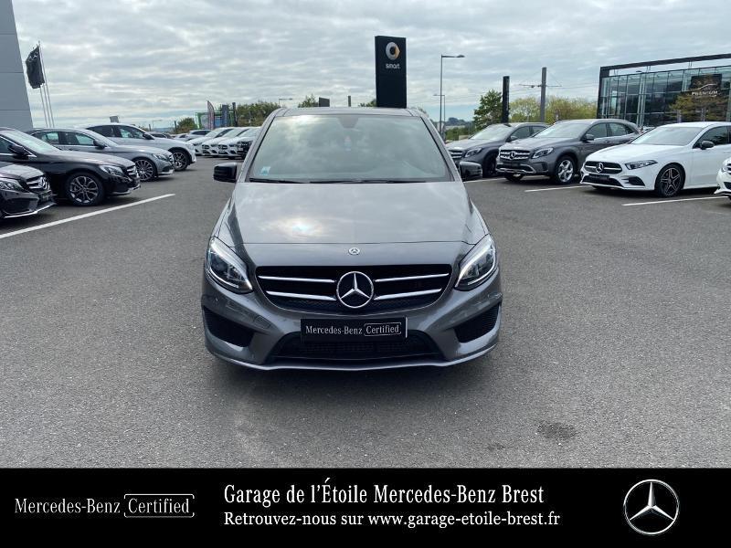 Photo 5 de l'offre de MERCEDES-BENZ Classe B 160 d 90ch Fascination 7G-DCT à 22490€ chez Garage de l'Étoile - Mercedes-Benz Brest