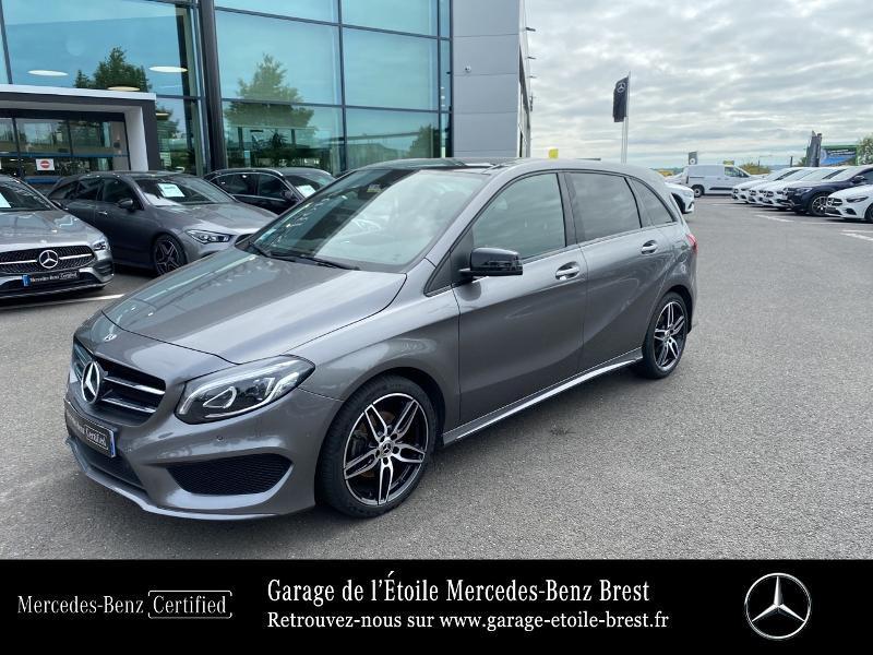 Photo 30 de l'offre de MERCEDES-BENZ Classe B 160 d 90ch Fascination 7G-DCT à 22490€ chez Garage de l'Étoile - Mercedes-Benz Brest