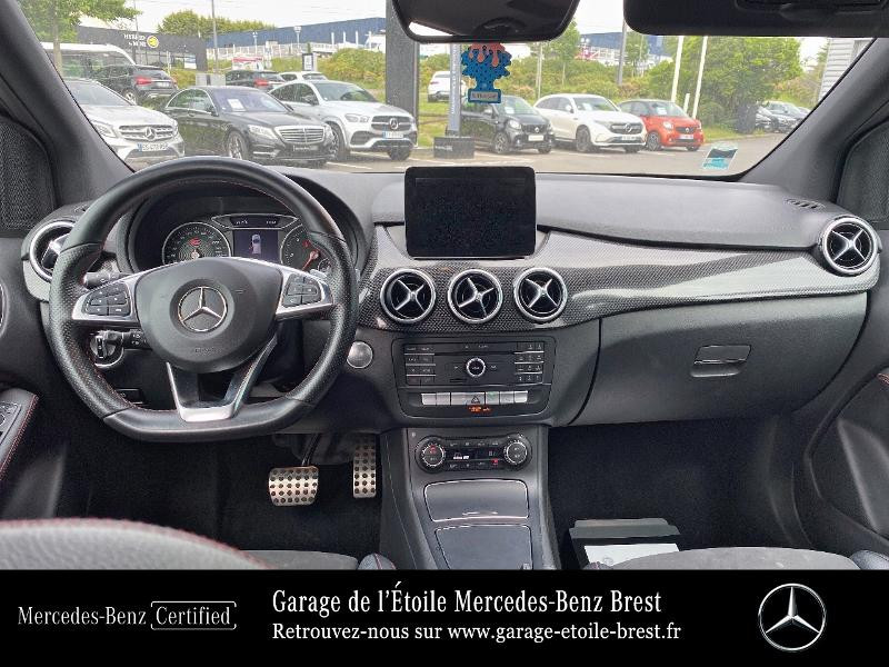 Photo 6 de l'offre de MERCEDES-BENZ Classe B 160 d 90ch Fascination 7G-DCT à 22490€ chez Garage de l'Étoile - Mercedes-Benz Brest