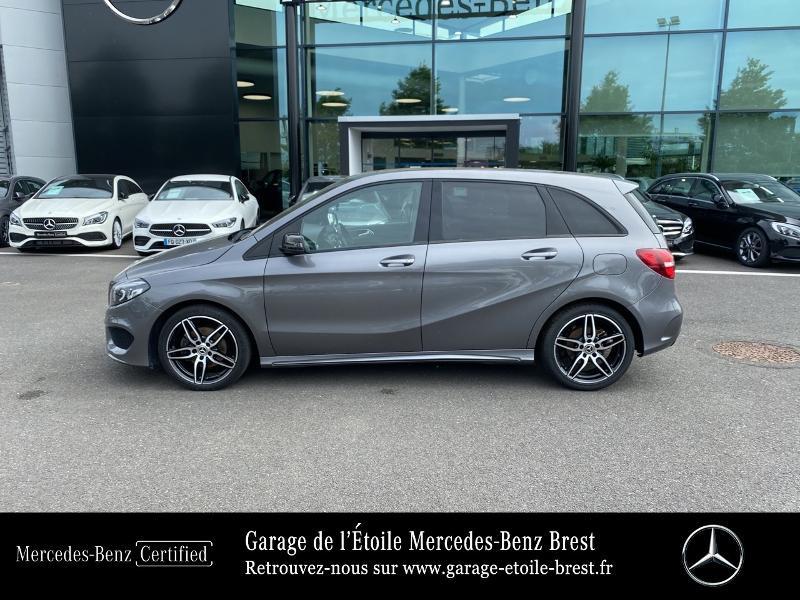 Photo 2 de l'offre de MERCEDES-BENZ Classe B 160 d 90ch Fascination 7G-DCT à 22490€ chez Garage de l'Étoile - Mercedes-Benz Brest