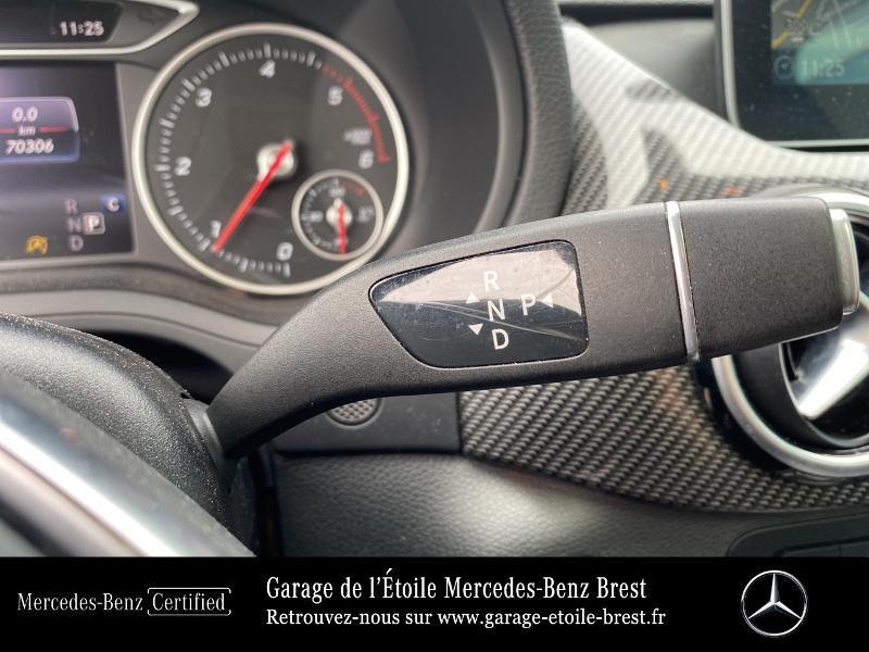 Photo 10 de l'offre de MERCEDES-BENZ Classe B 160 d 90ch Fascination 7G-DCT à 22490€ chez Garage de l'Étoile - Mercedes-Benz Brest