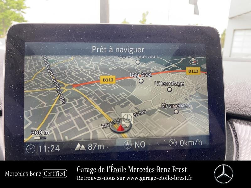 Photo 8 de l'offre de MERCEDES-BENZ Classe B 160 d 90ch Fascination 7G-DCT à 22490€ chez Garage de l'Étoile - Mercedes-Benz Brest